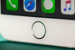 دکمههای فیزیکی گوشی آیفون فیک
